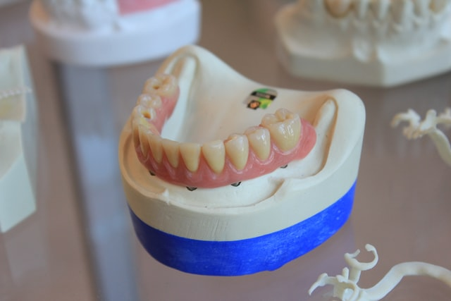 Our dentures are made to the highest standards